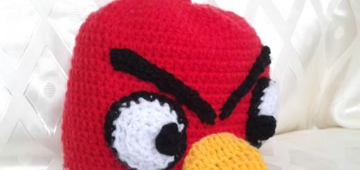 Caciula crosetata Angry Birds