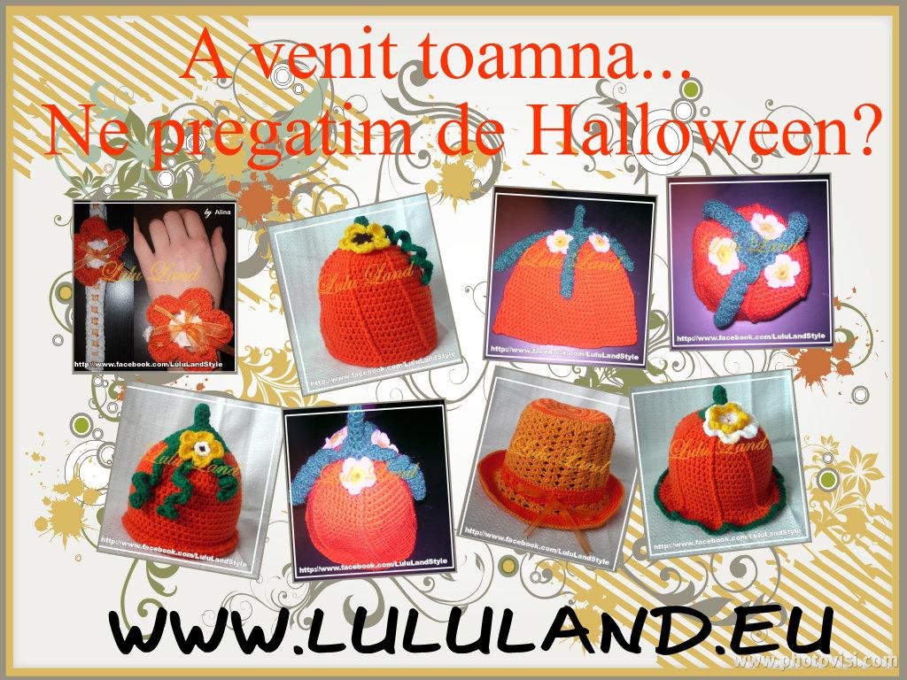Crosetate de... Halloween