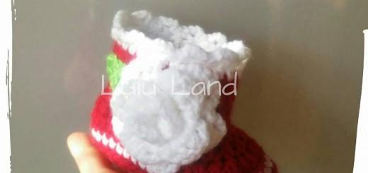Cizmulite crosetate Upcoming Christmas