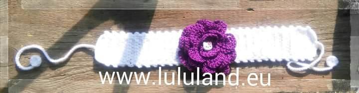Bentita Purple Kitty Flower